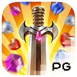 pg slot Gem Saviour sword logo game