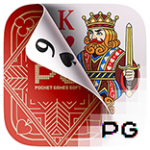 pg slot baccarat deluxe logo game