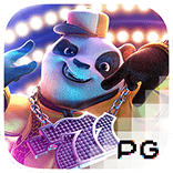 pg slot hip hop panda logo game