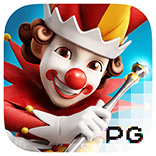 pg slot joker wild logo game