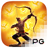 pg slot legend of hou yi logo game