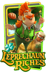 pg slot leprechaun riches game