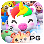 pg slot plushie frenzy logo game