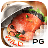 pg slot restaurant craze logo game