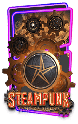 pg slot steampunk game