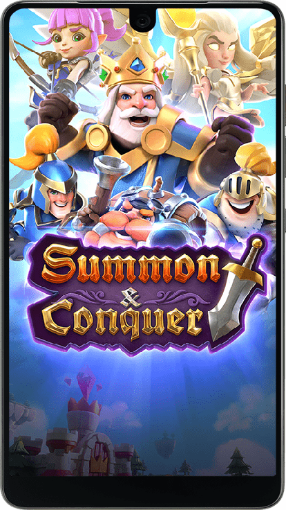 pgslot Summon & Conquer