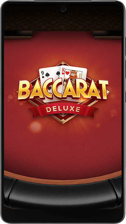 pgslot baccarat deluxe mobile