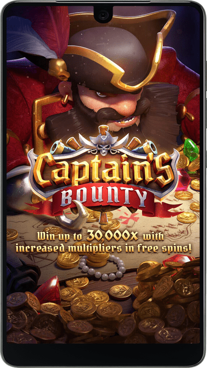 pgslot captain's bounty mobile