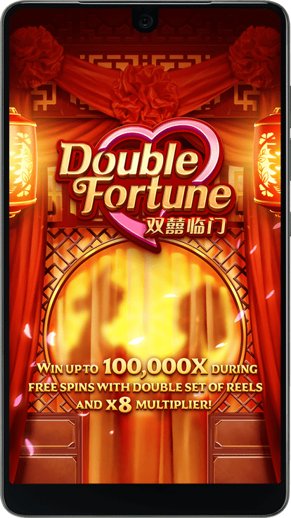 pgslot double fortune mobile