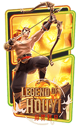 pgslot legend of hou yi game