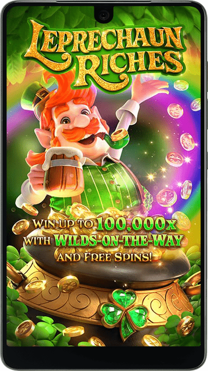 pgslot leprechaun riches mobile