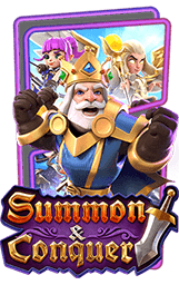 pgslot summon conquer