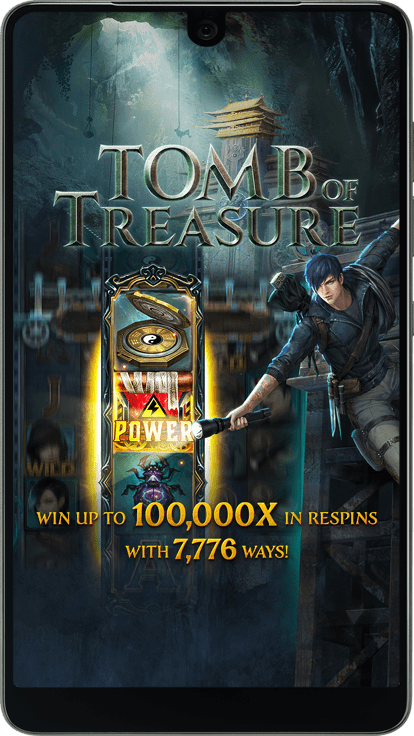 pgslot tomb of treasure mobile