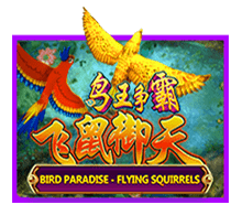 joker gaming bird paradise