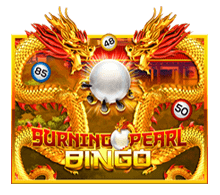 joker gaming burning pearl bingo