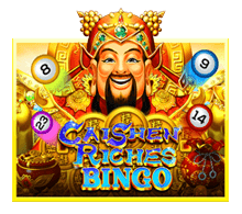 joker gaming caishen riches bingo
