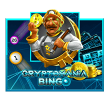 joker gaming crypto mania bingo
