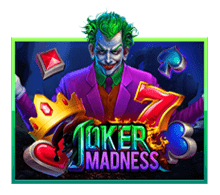 joker gaming joker madness